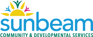Sunbeam's Logo in Footer