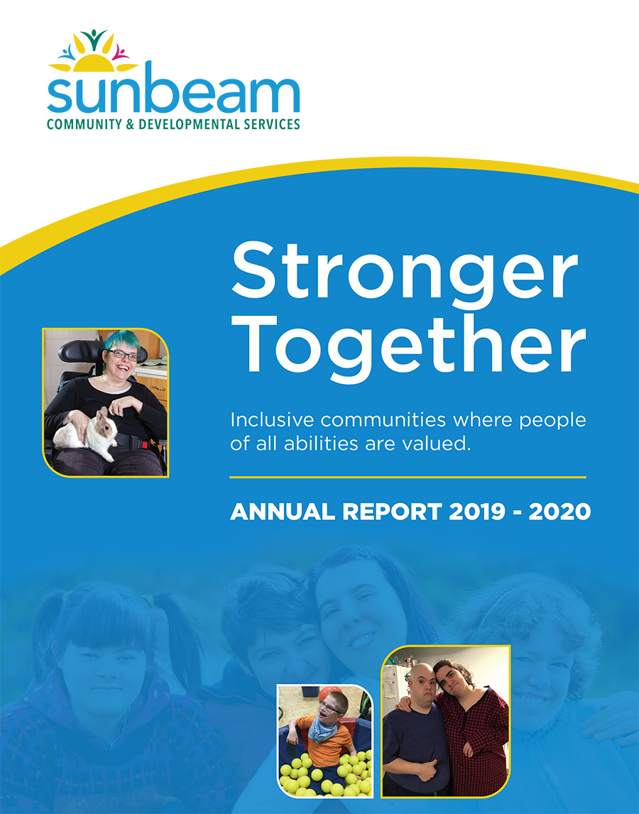 Link to the 2019 - 2020 Annual Report. Online flipbook format