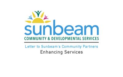 Letter to Sunbeam's Partners – Enhancing Services