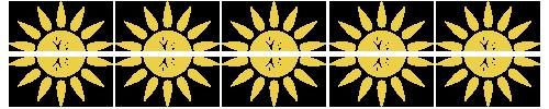 Five Sun Rating